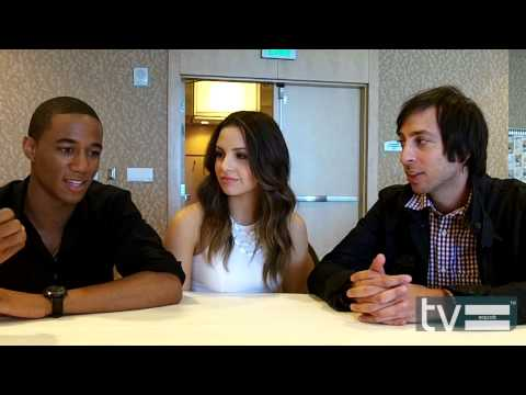 Cartoon Network's Level Up: Jessie Usher, Aimee Carrero & Lonny Ross Interview