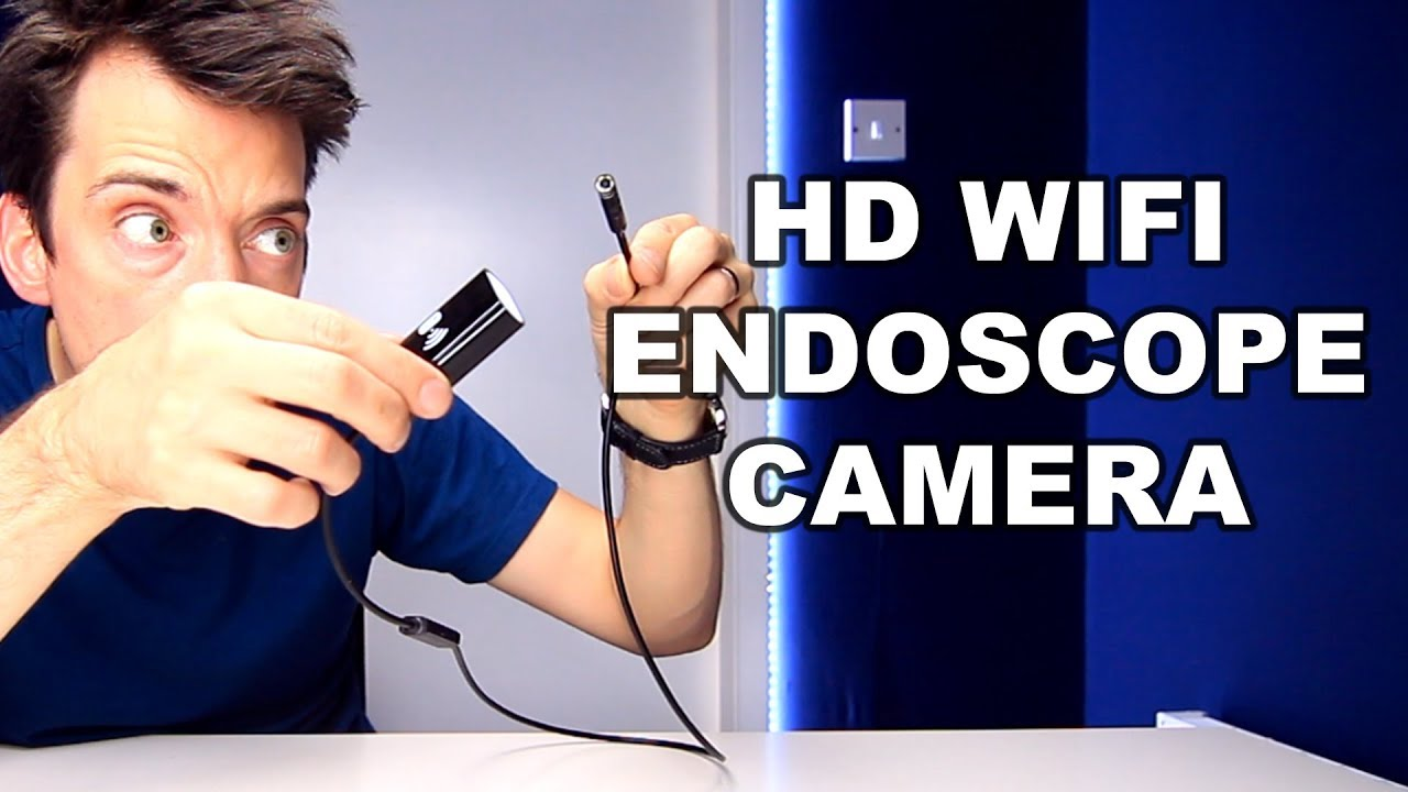 PDR Wireless Endoscope,3 In 1 Inspection Camera 2.0 Megapixels HD 1200 x 720 WIFI//USB Two Models 5M Snake Camera for Android//Window // IOS Smartphone iPhone Samsung Tablet