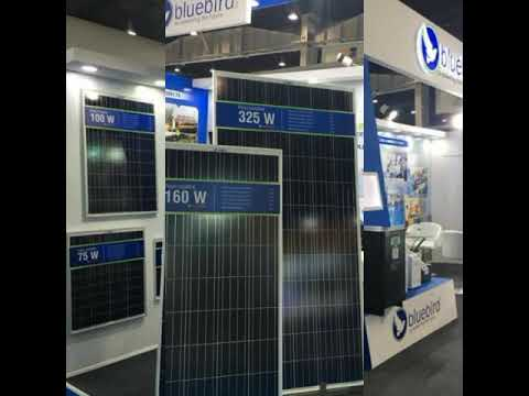 Glimpse of our presence at Renewable Energy India Expo 2017