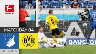 Joker Reus Saved BVB! | TSG Hoffenheim - Borussia Dortmund | 0-1 | All Goals | Matchday 4