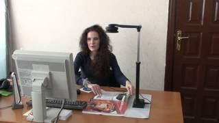 Видеообзор документ-сканера Eloam S500A3B