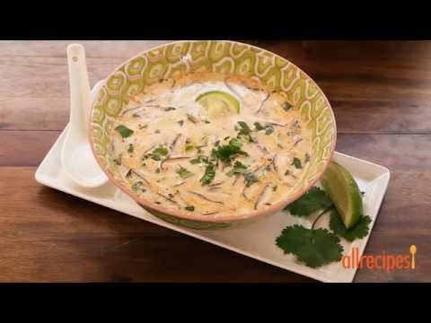 Soup Recipes – How to Make Thai-Style Coconut Soup