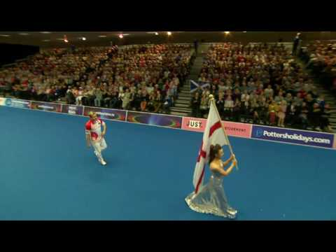 World Indoor Bowls Championship Final 2017: January 29th