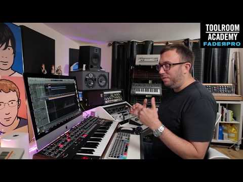 Creating a perfect snare roll w/ Shadow Child in Logic Pro X