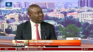Killings: Nigeria's Security Problem Is Structure, Not Funding - Ike Ekweremadu Pt.1 |Sunrise Daily|