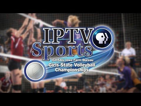 2A IGHSAU Iowa Farm Bureau Girls State Volleyball Championships