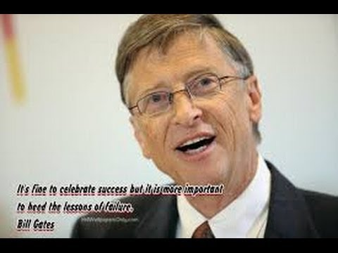 Bill Gates predicted to be first trillionaire