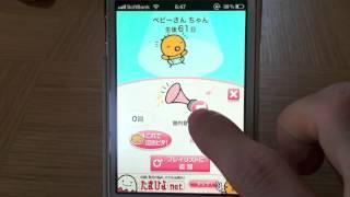 たまひよの泣きやませ【泣きピタ!】/iPhoneアプリ