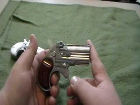 Cobra Firearms Derringer Review