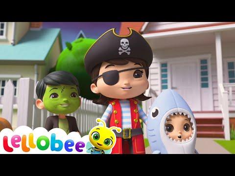 Wheels On The Bus Halloween - Little Baby Bum | Cartoons And Kids Songs | Nursery Rhymes | BRAND NEW