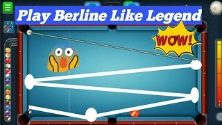 Best shoot for berline like legend player cushion shot trick indrictly play|by Salaar Bhatti Tricks