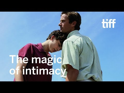 Getting intimate with Armie Hammer and Timothée Chalamet