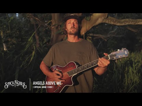 """Stick Figure – """"Angels Above Me"""" (Official Music Video)"""