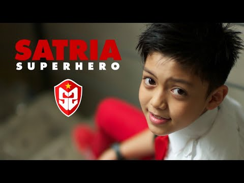 Satria - Tanah Airku (Official Music Video)