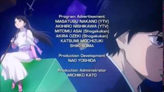 Kekkaishi Ending 1 - US [adult swim] Version