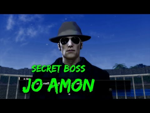Yakuza 0 - Secret Boss: Jo Amon (LEGEND)