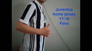 Juventus Home Fans 17-18 (KitMe/SoccerFans)
