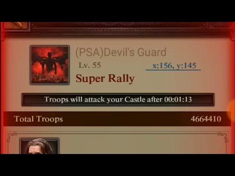 Clash Of Kings : AB FUN - Firaz/Devil's Guard/Alrekabi - BatMan Surrenders 🏳🏳🏳