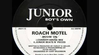 Roach Motel-Movin