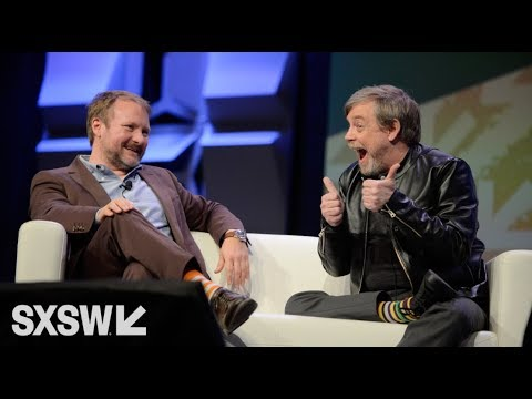 Featured Session: Rian Johnson  Mark Hamill  SXSW 2018