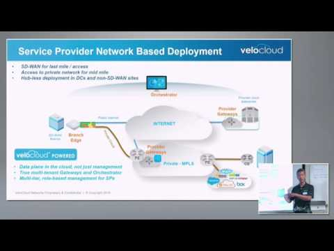 VeloCloud Large Enterprise Deployment with Parag Thakore - YouTube