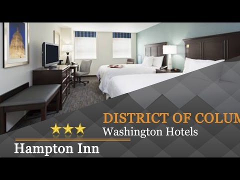 Hampton Inn - Washington DC/White House - Washington Hotels, District of Columbia