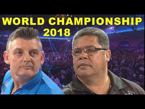 Pipe v Smith (R1) 2018 World Championship