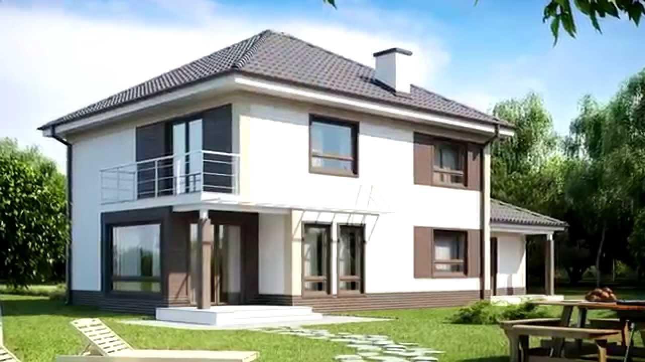 Дизайн домов фото снаружи двухэтажные