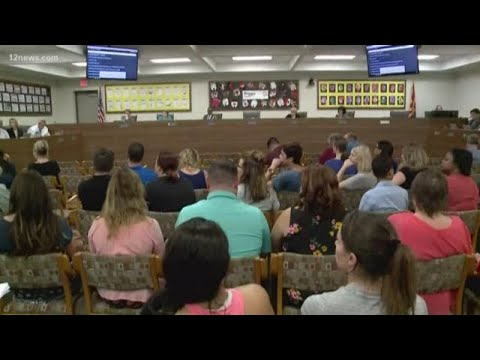 Chandler school board allegations