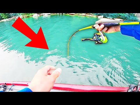 CATCHING FISH TO STOCK MY POND! (UNEXPECTED RESULTS)