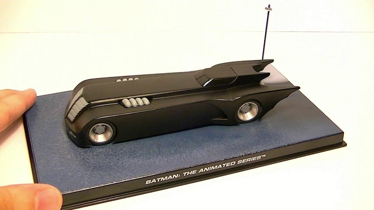 batman auto collection automobilia 7 batman the animated series batmobile review youtube. Black Bedroom Furniture Sets. Home Design Ideas