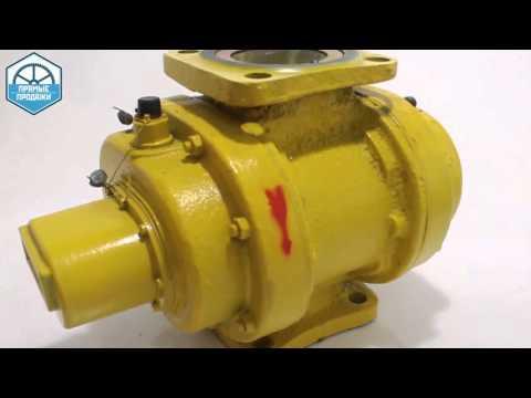Ротационные счетчики газа РГК-Ех(G100)