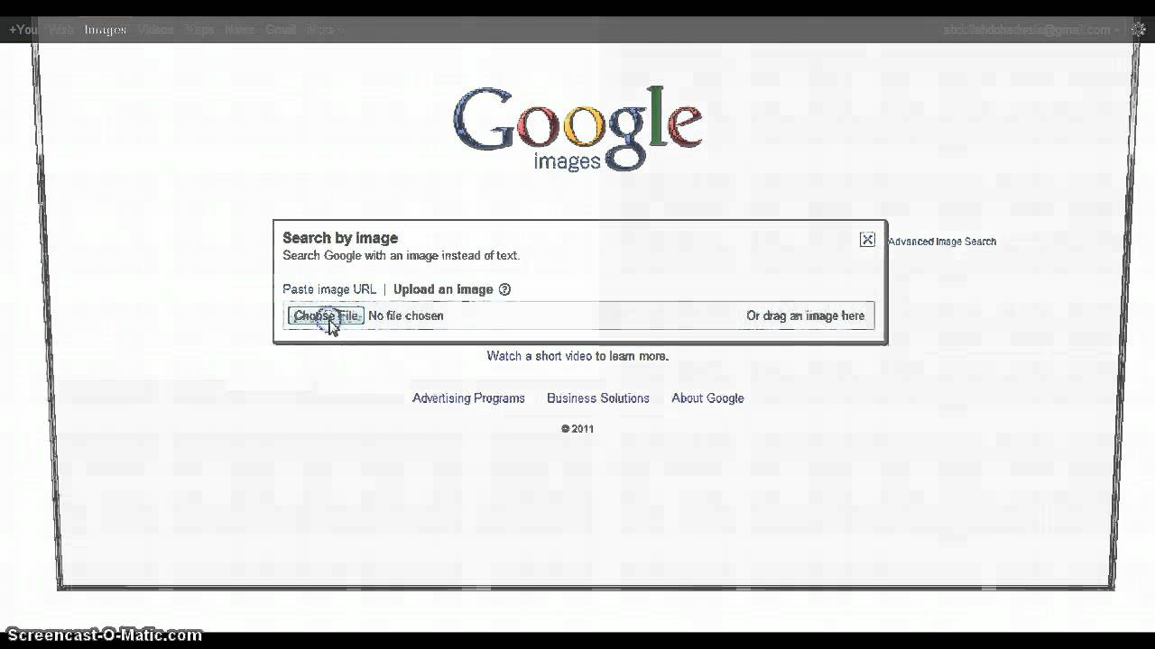 How to Upload Photos in Google
