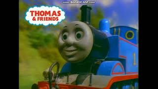 Opening To Thomas & Friends: Best Of Thomas 2001 DVD