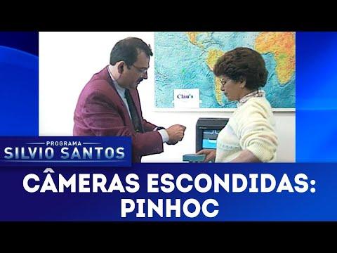 Pinhoc | Câmeras Escondidas (01/07/18)