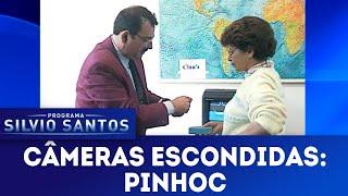 Pinhoc   Câmeras Escondidas (01/07/18)