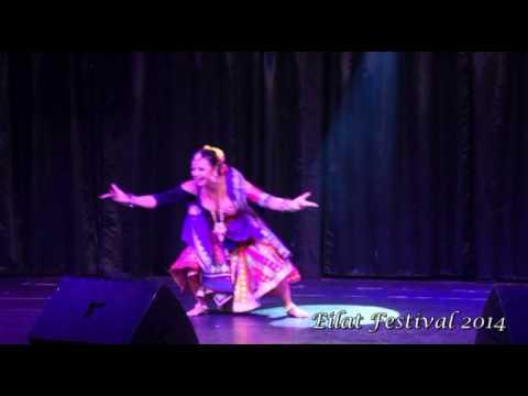 Eilat Festival 2014-Marina Oganyan @ World Of Orient Show