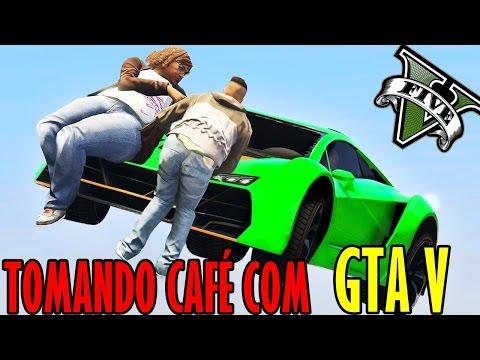 GTA V ONLINE : A FANTÁSTICA JOGATINA MATINAL !!