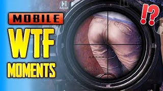 PUBG Mobile FUNNY And WTF Moments, Glitches, 200 IQ, Fails #10