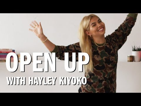 Open Up w Hayley Kiyoko — Urban Outfitters