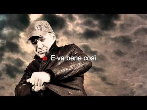 Vasco Rossi - Senza parole - Karaoke con testo