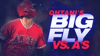 Shohei Ohtani homers for second straight day