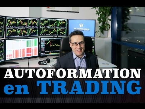 Suffit-il de s'autoformer pour devenir un bon trader ?