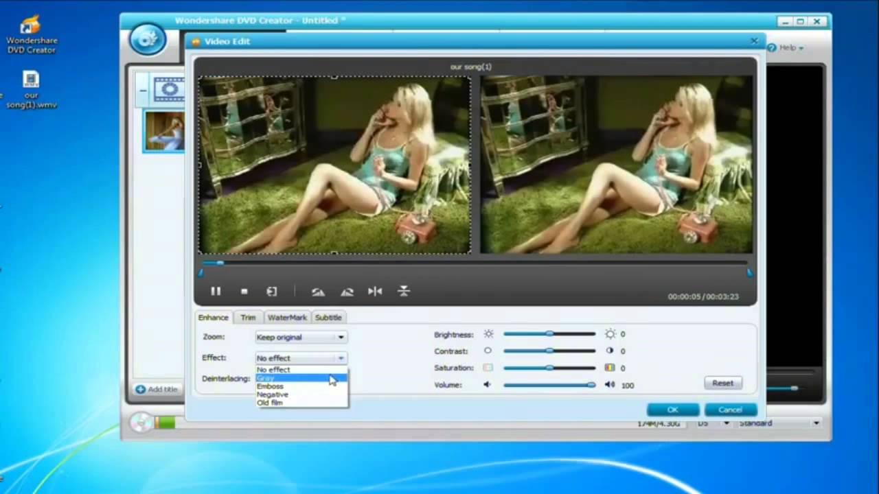 como grabar videos a dvd: