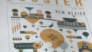 New Mexico featured in United Airlines magazine