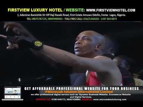 Download MR IBU, SAKA, AY, MR PERFECT, ULTIMATER COMANDER, TEE MAC IN A WRESTLING MATCH