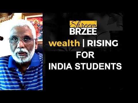 Shreem Brzee Wealth Rising 6 Months Program For India Students
