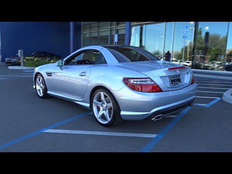 2014 Mercedes-Benz SLK-Class Pleasanton, Walnut Creek, Fremont, San Jose, Livermore, CA 29885
