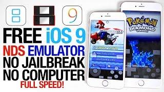 How To Get Nintendo DS Emulator on iOS 9 FREE - NDS4iOS NO Jailbreak
