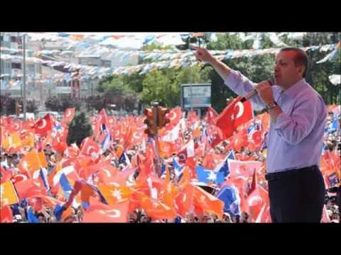 Recep Tayyip Erdoğan Resmi Açılış Müziği